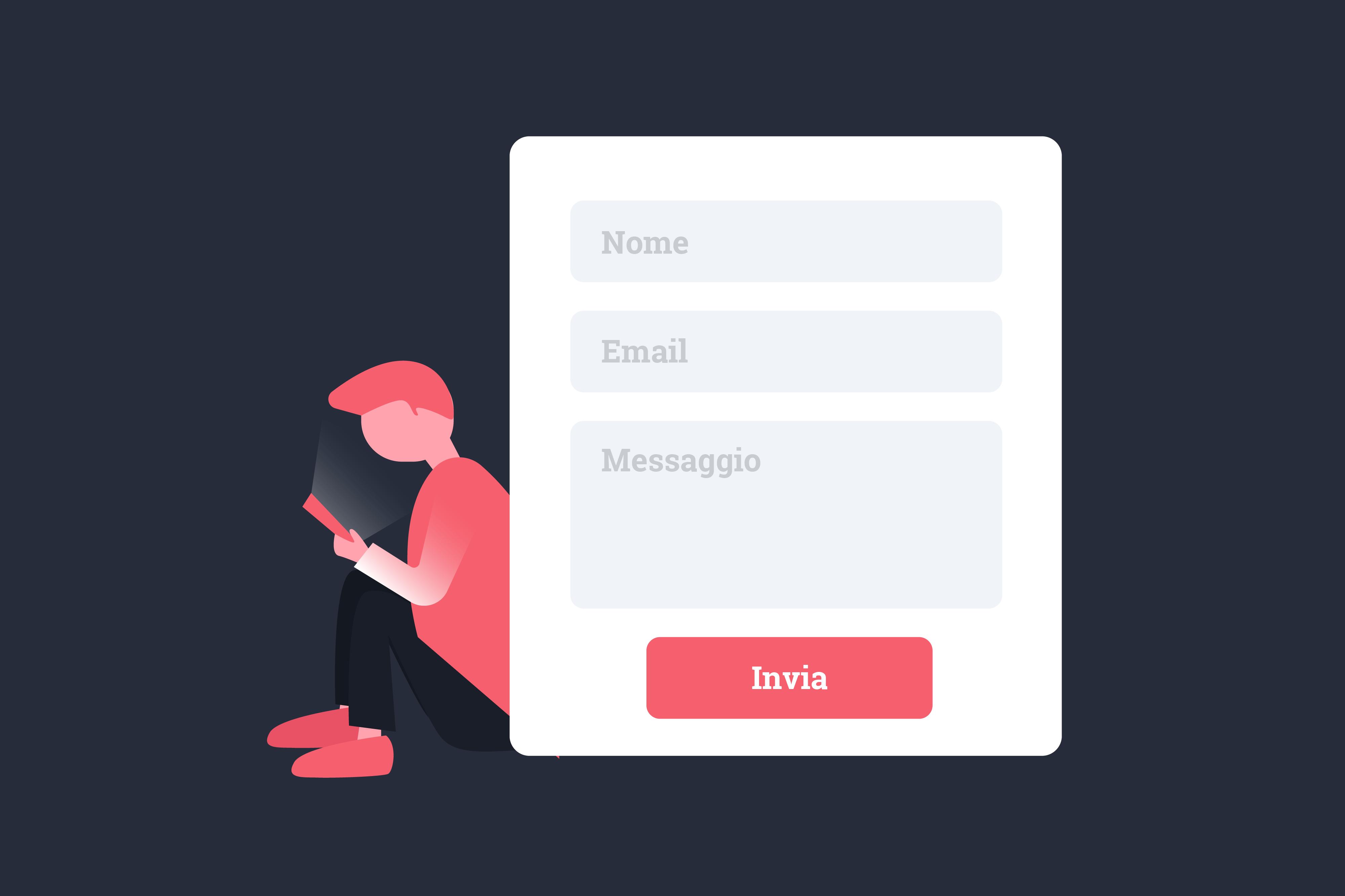 Come migliorare l'UX di un form